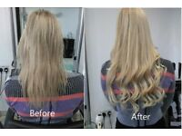 Affordable fitting prices for Hair Extensions - Hair by Chico in Golders Green