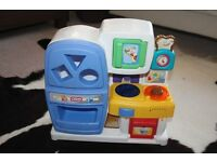 Little Tikes baby cooker/kitchen