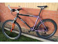 Retro, Hard Tail, Mountain Bike - Carbon Frame - Giant CADEX