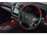 2009 09 LEXUS LS 5.0 600H L RSR 4d AUTO 445 BHP *PART EX WELCOME*FINANCE AVAILABLE*WARRANTY*