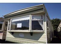 Static Caravan for Sale - Cosalt Rimini- 35x12ft - 2 bedrooms