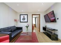 Two double bedroom furnished apartment to rent in Oxford Street !! Luxury !!