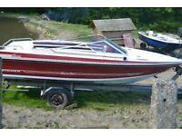fletcher arrow hawk black max boat and trailer project