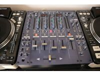 Tascam X-9 DJ Mixer *** Dual Effects Processor