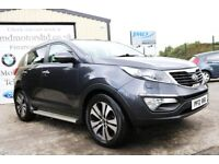 Kia Sportage CRDI ISG 3 114bhp (Finance & Warranty)