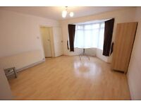 *Good size 1 bedroom ground floor flat in excellent location Mill Hill East near public transport***