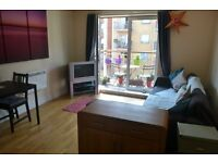 Modern and Immaculate Larger than Average 1 Bedroom Apartment with a Private Balcony.