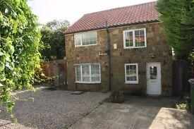 2 BEDROOM PERIOD DETACHED COTTAGE MIDDLESBOROUGH AREA.