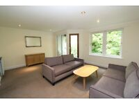 Prestigious and highly desirable 3 bedroom terraced mews in Edinburgh's Dean Village available NOW