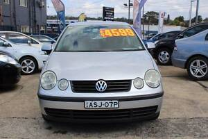 2003 Volkswagen Polo Hatchback AUTOMATIC Five Dock Canada Bay Area Preview