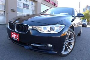 2013 BMW 3 Series 328i xDrive, SPORT PKG, NAVIGATION,ORIGINAL