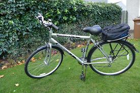 Ascot Ammaco hybrid bike