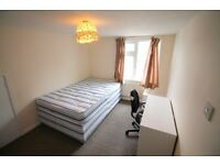 Double room in shared house.