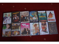 Job Lot / Bundle of 12 Used, DVDs (A)