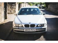 BMW → 523 Auto → MOT Oct