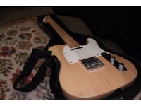 Fender telecaster copy ** Price reduced from £200 to £150 **