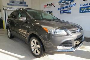 2016 Ford ESCAPE TITANIUM. AWD. CUIR.TOIT.NAVIGATION