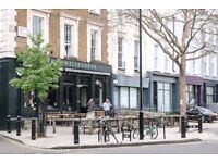 2 Double rooms to rent in 4 bed shared flat, Westbourne Park