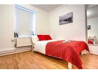 Flexible contract length! Large double room available NOW! Moment from Clapham Common tube station!