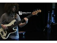 PRIVATE BASS GUITAR TUITION - Professional Bass Lessons in Bristol