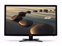 Acer GN246HLBbid 24 inch LED 3D 144Hz Gaming Monitor - Full HD, 1ms, HDMI, VESA