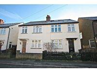 Four bedroom semi detached house within walking distance of Surbiton station & Kingston University.