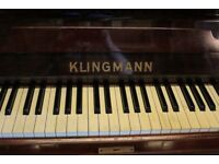 Free for collection- Player piano and rolls