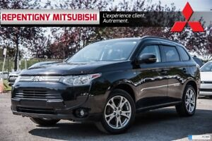 Mitsubishi Outlander se+bluetooth+a/c+4x4+certification 2014