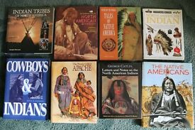 21 Native American Indian Books