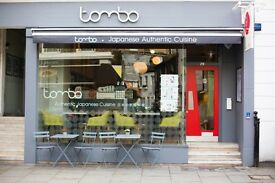 Kitchen Team Member / Assistant for stylish Japanese cafe restaurant in South Kensington SW7