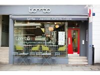 Kitchen Team Member / Assistant for stylish Japanese cafe restaurant in South Kensington SW7