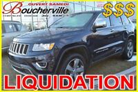 2015 Jeep Grand Cherokee LIMITED * TOIT * NAV