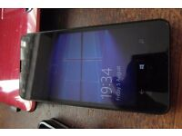 nokia lumia 550 in as new condition