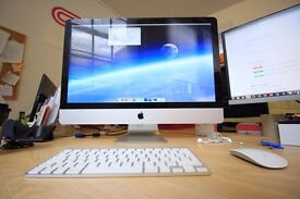 "Immaculate iMac 27"" MID 2011 - 2.7GHz / Intel core i5 1TB *Bargain*"