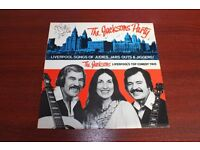 The Jacksons. Liverpool's top comedy trio. Billy Maher. Vinyl LP