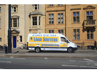 Removals & Stoarge solution in Oxford and surrounding areas with any waste disposal servcies