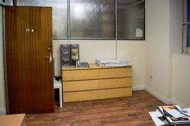 2 Office/ storage units to rent all inclusive of bills LE5 0DA