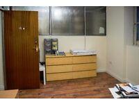2 Office/ storage units to rent all inclusive of bills LE5 0DA