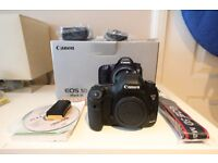 Canon EOS 5D Mark III Digital SLR Camera 22MP Full Frame, Boxed, Used, Complete With All Accessories
