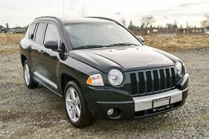2010 Jeep Compass Limited  Langley Location!