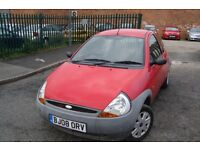 Ford KA 1.3 Studio 3dr LOW MILEAGE-MOTED