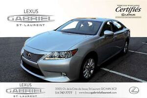 2013 Lexus ES HYBRIDE PREMIUM PACKAGE + LOW KM + CAMERA + SUNROO
