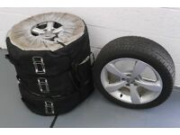 Audi A1 Sport - Winter Wheels and Tyres - Set of 4