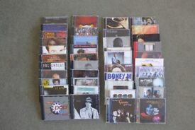 Music CDs-41 Joblot.Pop/Rock 60s,70s,80s.