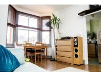 My 1 bed in West Hampstead for your 2 bed