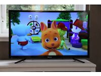 Hisense 40 inch LED TV under 12 months old