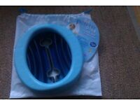 2 in 1 Potette Plus Portable potty Hardly used £8 - Se9