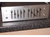 REALISTIC STEREO EQUALIZER GOOD WORKING CONDITION