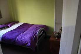 Room for single occupancy available in a house share with only one other person