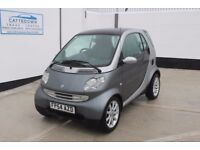 Smart Fortwo 0.7 City Passion 3dr - Very Low Mileage - leather seats - long MOT